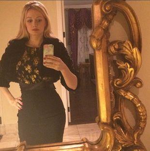 Córeczka Holly Madison już jest modelką (FOTO)