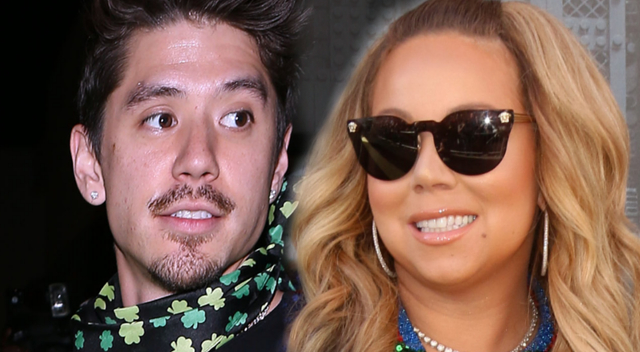 Mariah Carey ZOSTAWIŁA swojego młodego kochanka