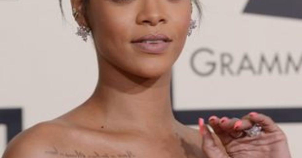 Rihanna Skomentowała Tatuaże Swojej Psychofanki Kozaczek