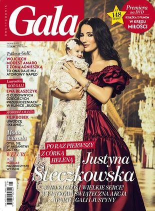 Justyna Steczkowska za kulisami sesji z córeczką (FOTO)