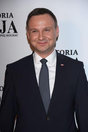 Prezydent Andrzej Duda udostępnił romantyczne zdjęcie na Walentynki!