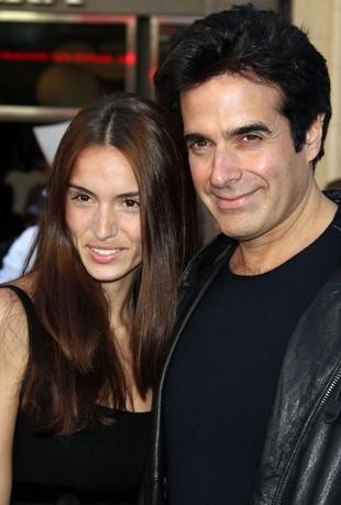 David Copperfield zaręczył się z młodszą o 30 lat partnerką