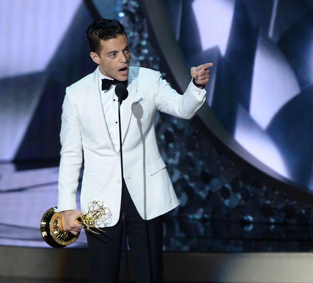 Emmy 2016: Rami Malek triumfuje za rolę w Mr. Robot! (VIDEO)
