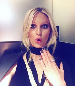 Karolina Kurkova pokazała, jak karmi piersią (Instagram)