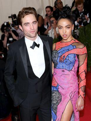 Robert Pattinson rozstał się z FKA Twigs!