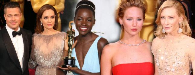 Oscary 2014 – zwycięzcy i zdjęcia z czerwonego dywanu