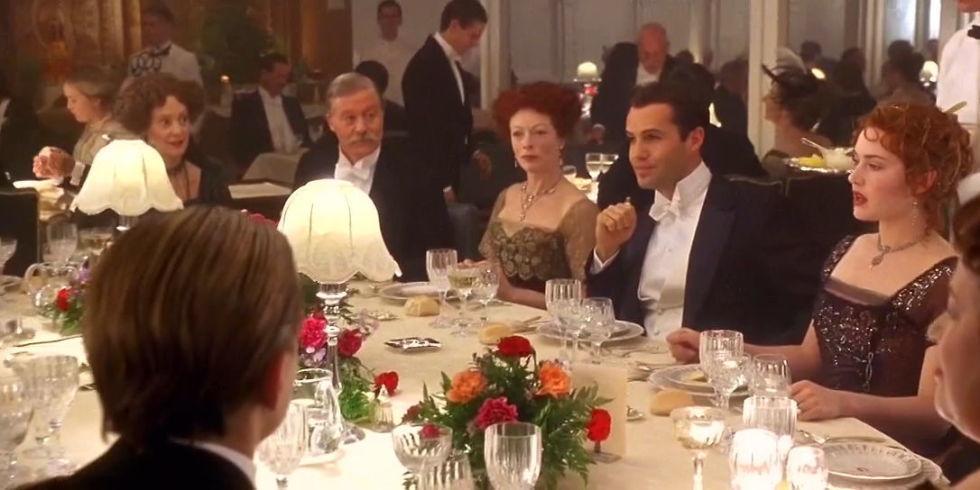 Jak wyglądał ostatni posiłek pasażerów na Titanicu? (FOTO)
