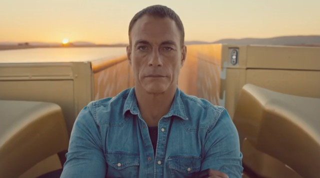 Jean Claude Can Damme w reklamie Volvo… WOW!