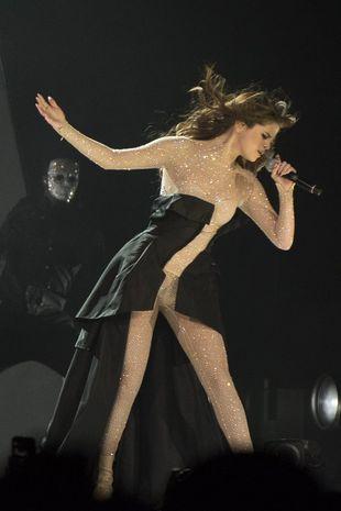 Selena Gomez i gwiazda Glee, Lea Michele, miały stłuczkę!