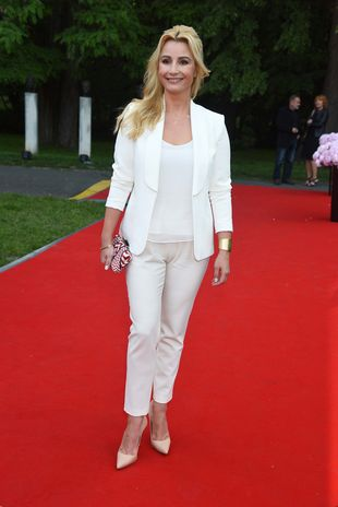 Czy Joanna Brodzik dobrze wygląda… w bieli? Teraz już wszystko jasne