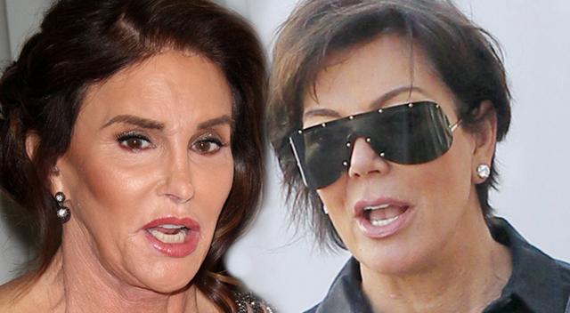 WOJNA u Kardashianów! Kris pozwie Caitlyn Jenner?!