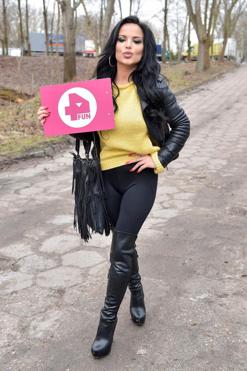 Miss Polonia na Różach Gali! Wybrała piękną i odważną kreację!