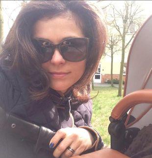 Kasia Cichopek wybrała się na urlop (FOTO)