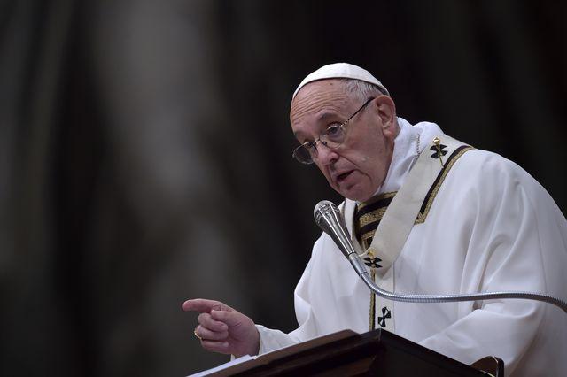 Skandaliczne słowa Michała Piróga o papieżu Franciszku: Sku*wiel!