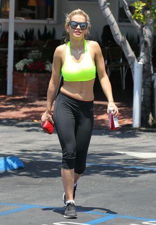 Rita Ora: Chcę być zdrowa! (FOTO)
