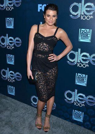 Lea Michele zmieniła fryzurę (FOTO)