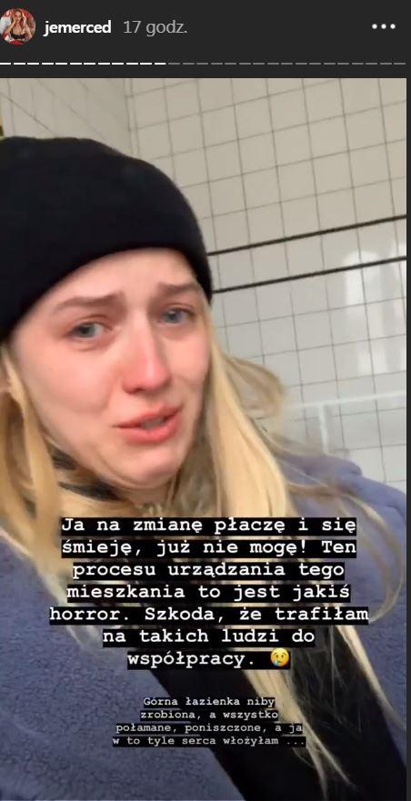 Skarbek o dramacie Jessici Mercedes: Domyślam się, jak duża to TRAGEDIA!