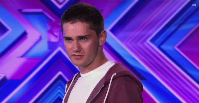 Ten Polak skompromitował się w brytyjskim X Factorze (VIDEO)