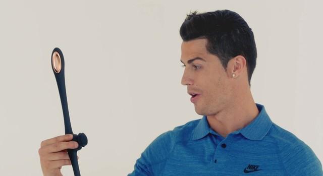 Co reklamuje Cristiano Ronaldo? (VIDEO)