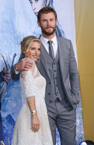 Kryzys w małżeństwie Elsy Pataky i Chrisa Hemswortha?