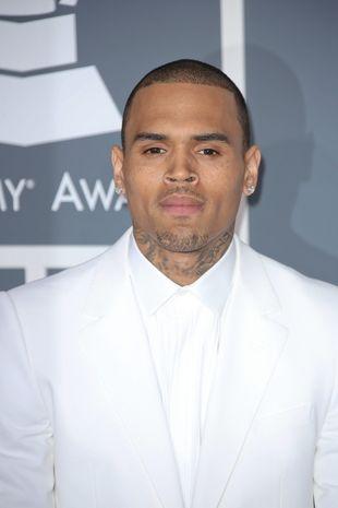 Chris Brown: To moja c**ka i lepiej się nie puszczaj!