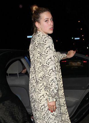 Córka Demi Moore i Bruce'a Willisa topless na zakupach FOTO