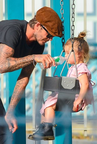 David Beckham: To przywilej być sławnym
