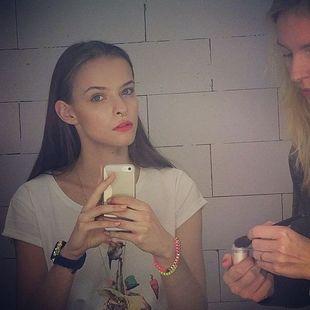 Nogi polskiej modelki wywołują niepokój (FOTO)