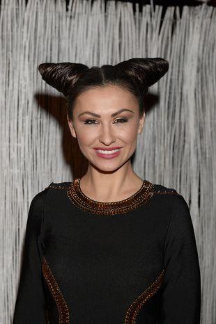 Kosmiczna fryzura Angeliki Fajcht (FOTO)