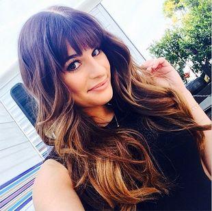Lea Michele ścięła włosy?! (FOTO)