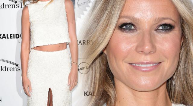 Gwyneth Paltrow ma figurę idealną, bo nigdy nie je…