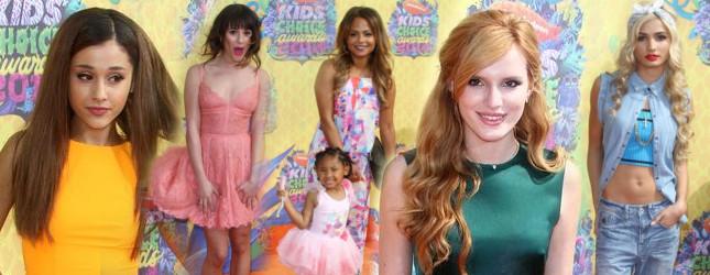 Gwiazdy na gali Kids Choice Awards 2014 (FOTO)