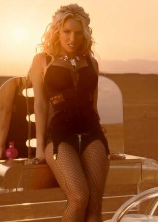Teledysk do Work B*tch Britney Spears – seksowny? (VIDEO)