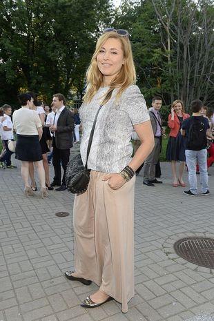 Beata Sadowska dwa tygodnie po porodzie (FOTO)