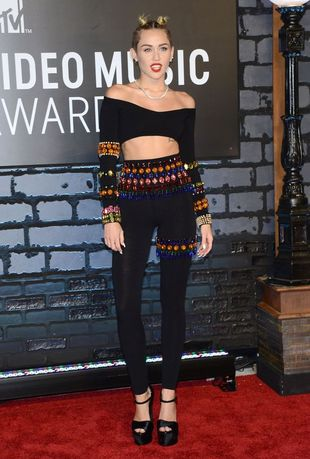Co sądzą gwiazdy o występie Miley Cyrus na VMA 2013?