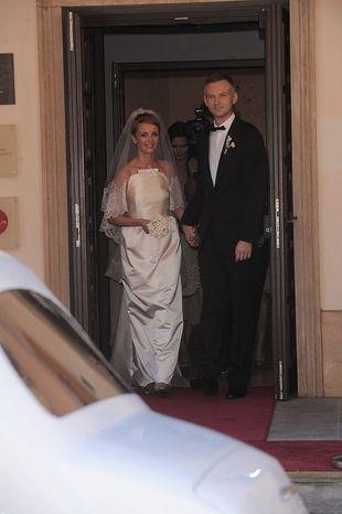 Kto pojawił się na ślubie Katarzyny Zielińskiej?