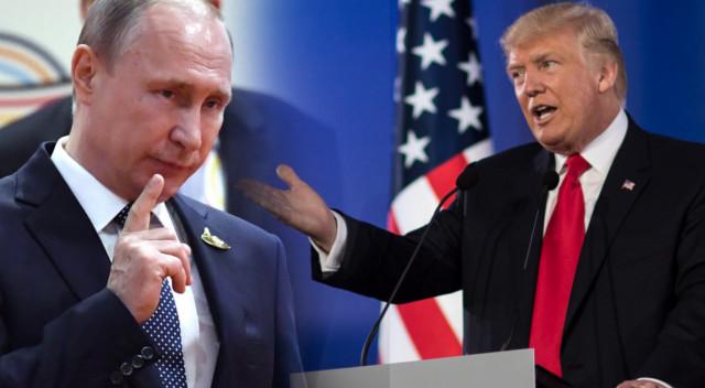 Donald Trump i Wladimir Putin przywitali się w sposób bardzo nieoficjalny