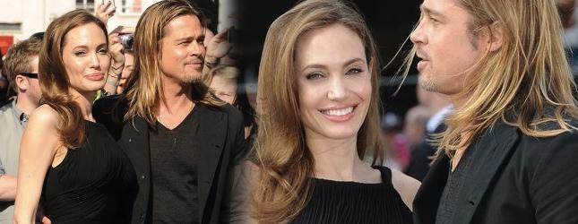 Angelina Jolie pierwszy raz publicznie po mastektomii (FOTO)