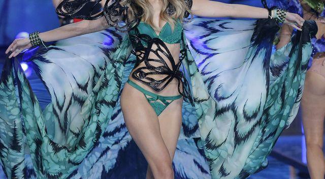 Poznasz aniołki Victorias's Secret po boskich ciałach?