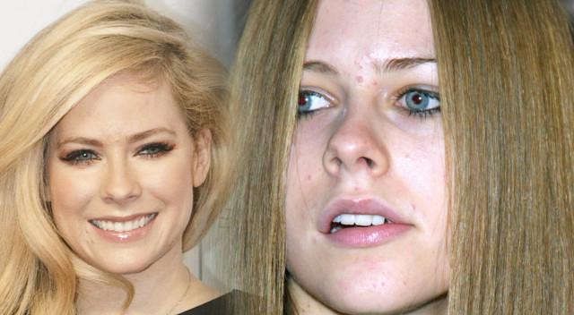 Skoro Avril Lavigne ZABIŁA SIĘ w 2003, to kim jest TA dziewczyna?