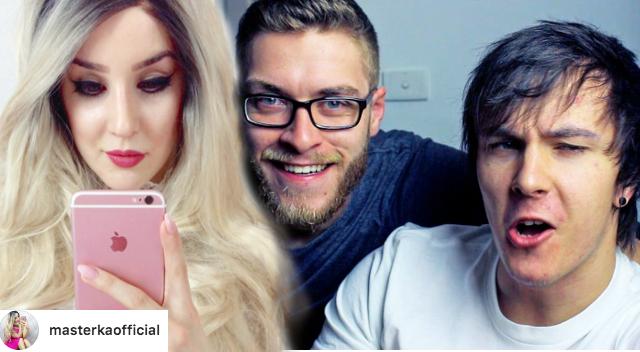 Sexmasterka wyśmiana przez zagranicznych Youtuberów!
