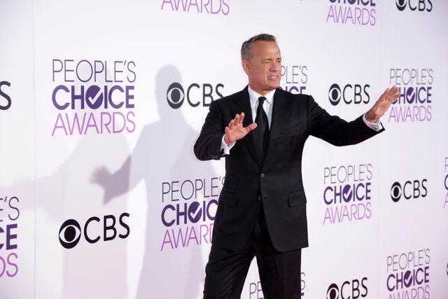 Tom Hanks dostał polskiego MALUCHA! Jego reakcja jest bezcenna
