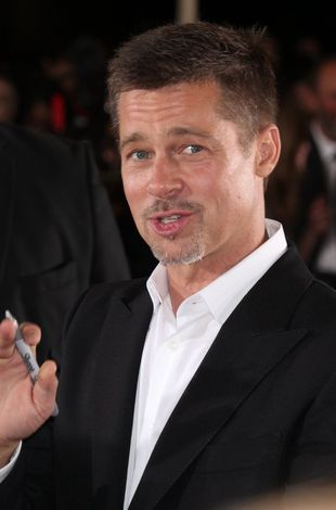Wow! To z nią Brad Pitt ma obecnie romans? (VIDEO)