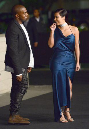 Kanye West ma…szlaban?