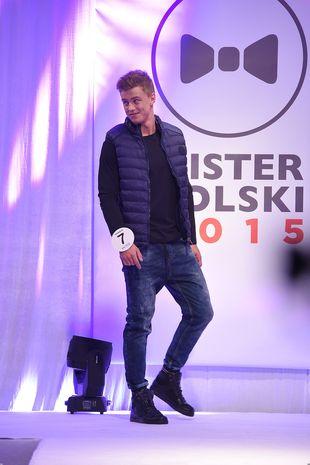 Mister Polski 2015