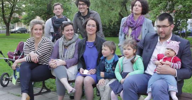 Dzieci Komorowskiego: Mamy kredyty, płacimy podatki (VIDEO)