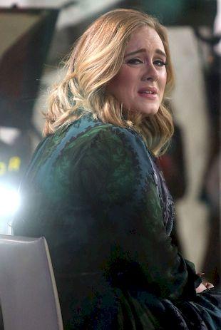 Poznalibyście Adele BEZ MAKIJAŻU u boku… Serio?! (Insta)