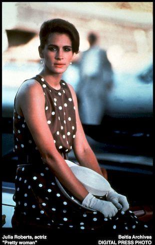 Pretty Woman mogło skończyć siętragicznie dla Julii Roberts!