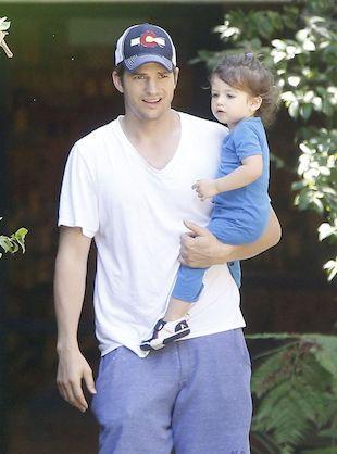 Ashton Kutcher nie chce, aby córka Wyatt została gwiazdą?
