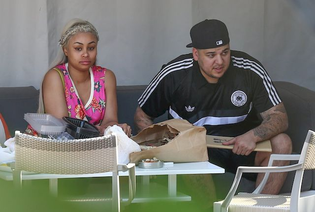 Blac Chyna I Rob Kardashian